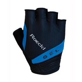 Roeckl Itamos Handschoenen, zwart/blauw